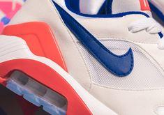 best service 08863 04d86 Nike Air 180 Ultramarine Mens Womens Release Info 615287-100 AH6786-100