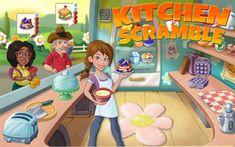 Kitchen Scramble Hack Online