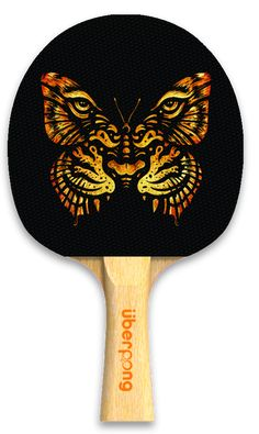 Uberpong offers custom ping pong paddles, tables and balls. Design your own today. Table Tennis Bats, Ping Pong Paddles, Beast Mode, Cool Stuff, Butterflies, Swag, Product Design, Craftsman, Decoupage