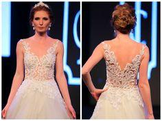 Solaine Piccoli - vestido de noiva decote v -  IC Week SP