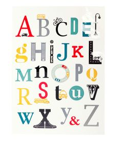 Self-adhesive wall stickers in alphabet format. Pack contains 3 sheets with 27 stickers each. Size of letters approx. 1 1/4 x 1 1/2 in.