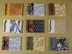 book arts studio: Book Gift Idea  I have done lots of stick binding with GS and frankly, is there an easier or more appropriate binding method for GS journals, scrapbooks, what have you?  Cadette book artist badge...