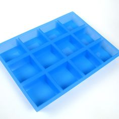 $13.50 Bulk Apothecary stocks a complete line of silicone Soap Mold (12 Cavity)s including Silicone Square Soap Mold (12 Cavity).  Shop today for great deals on this and other soap making supplies