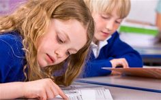 Bright children being & by primary school reading test . Reading Test, Girl Reading, School Boy, Primary School, Greek Language, Greek Alphabet, A Classroom, High Resolution Photos, About Uk