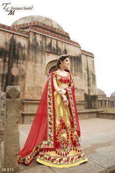 Designer Wedding Function Wear Digital Print Lehenga