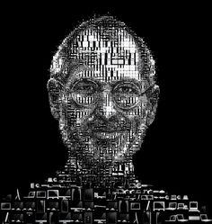 All sizes | Steve Jobs 2011 (black) | Flickr - Photo Sharing!