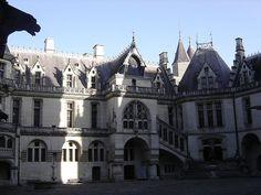 Chateau de Pierrefonds © Nawal_