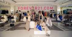 Forever 21 to Double in Size to 1,200 Stores (Discussed in episode 19 of the Pop Fashion podcast)