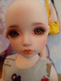 Iplehouse BJD Bid 'Elin' with Custom Face Up UK Seller | eBay