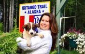 Follow 2016  Iditarod Great Sled Race Teacher on the Trail, Laura Wright.