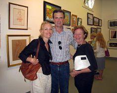 Elizabeth Goizueta, an art curator, Roberto Goizueta, a professor of theology at Boston College, and Nina Rosenblum, a producer/director of documentary films at Daedalus Productions, Inc.