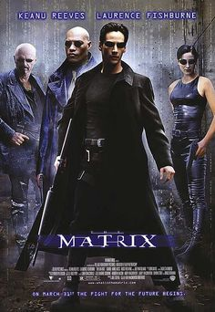 My Lawyer Will Call Your Lawyer: The Matrix (1999) Directed by Andy & Lana Wachowski