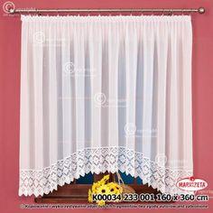 Ankara (S) - Świat Firan Ankara, Valance Curtains, Shower, Prints, Home Decor, Blinds, Rain Shower Heads, Decoration Home, Room Decor