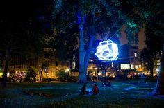 Hoxton Square Exploded Globe