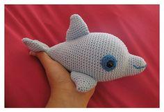 Whale Shark Amigurumi : Amigurumi: Whales, Dolphins, Sharks on Pinterest ...