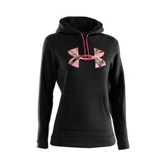 ReservedUnder Armour Twill Camo Hoodie Sz S New without tags. Black under armour hoodie with pink camo logo. Under Armour Tops Sweatshirts & Hoodies Under Armour Hoodie, Under Armour Women, Sport Outfits, Cute Outfits, Fall Outfits, Pink Camo, Country Girls, Country Life, Country Style