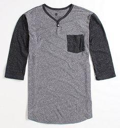 Element Renwick II Long Sleeve Knit Shirt