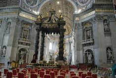 Peter Basilica in Vatican// VoyageCompass Vatican, Barcelona Cathedral, Europe, Italy, Painting, Art, Italia, Painting Art, Paintings