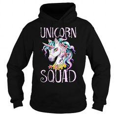 Unicorn Squad Unicorns Queen Girls Rainbow T-Shirt Shirts For Girls, Girl Shirts, Cool Hoodies, Rainbow, Holidays Events, Art Cars, Unicorns, Science Nature, Architecture Art