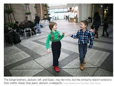Jeans? Some Boys Shout, 'No Way!'- pinned by @PediaStaff – Please Visit ht.ly/63sNtfor all our pediatric therapy pins