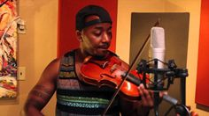 Damien Escobar - R&B Violin Freestyle