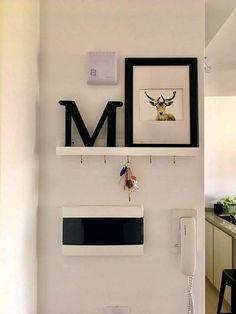 ESTANTE ZOE PORTA LLAVES - Casa Divina Home Deco