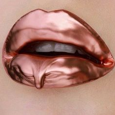 51 Stunning Lip-Art That Can Make You More Stylish, Distinct types or colors of lipstick is likely to make a different impression. 1 color that's almost always a favorite is nude. You should select a ne. Lip Art, Lipstick Art, Lipstick Colors, Lip Colors, Lipsticks, Rose Gold Lipstick, Cute Lipstick, Lip Makeup, Beauty Makeup