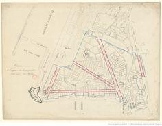 Marseille. - Plan à l'appui de la proposition de M. Mirès
