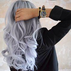 Voluminous Curls <3