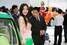 Magnum Photos - Martin Parr CHINA. Beijing. The Beijing Motor Show. 2008.