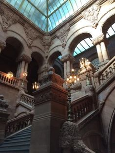 Photo of New York State Capitol
