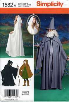 Cosplay in Lord of the Rings style: by theStitchinMusician on Etsy