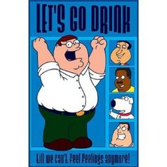 Love Family Guy!