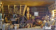 dollhouse attic - flea market ?