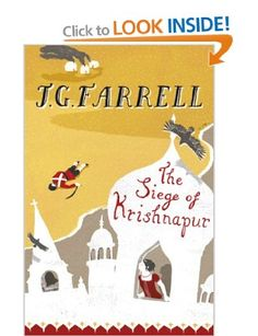 The Siege Of Krishnapur: Amazon.co.uk: J.G. Farrell: Books