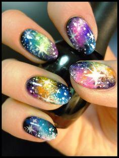25 Amazing Nail Art Designs | See more nail designs at http://www.nailsss.com/acrylic-nails-ideas/2/