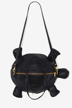 Welcome Companions Tortoise Leather Bag - Accessories | Bags + Backpacks