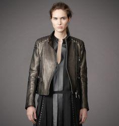 Belstaff | Womens Leather Sidney Jacket | Womens Designer Jackets & Coats ($2995)