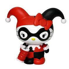Hello Kitty Hero Remix - Harley Quinn