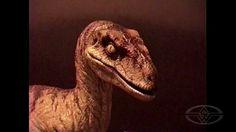 THE LOST WORLD: JURASSIC PARK - Animatronic Raptor Test - Stan Winston S...
