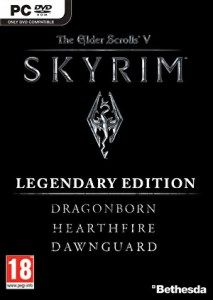 Skyrim Legendary Edition Em Português – PC Torrent