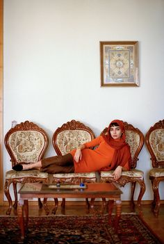 It's Nice That   Photographer Olgaç Bozalp on the difficulties of shooting fashion in Iran