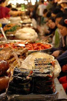 Kwang-Jang Market, Seoul