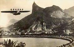 Rio de Janeiro - 1957 ➤ http://millugaresparavisitar.blogspot.com/2010_07_01_archive.html - 2010 07 07