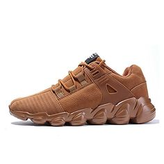 33b300dc96f6 Men s Suede Sneakers Fall Winter New Breathable Suede Mens Large Size  Running Shoes Warm Casual