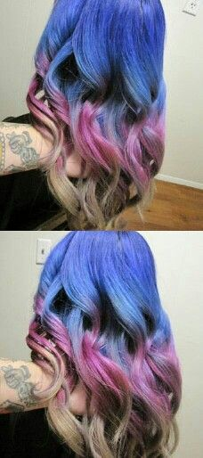 New hair color gray ombre purple Ideas Hair Color Purple, Hair Dye Colors, Cool Hair Color, Beautiful Haircuts, Pretty Hairstyles, Gray Ombre, Purple Gray, Ombre Color, Best Hair Dye
