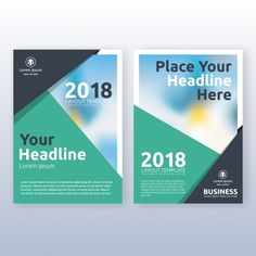 Business Brochure and Flyer template design