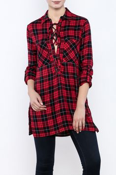 3c5425ecc3 134 Best The Fall Runway Report: Plaid images in 2018 | Button downs ...