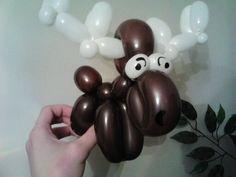 Someone make me a balloon MOOSE!!!