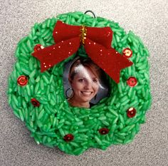 Teacher Idea Factory - Free Christmas Ornament Idea - the perfect parent gift :)  File this one away for next year!